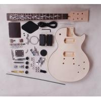 Wholesale DIY Les Paul Style Electric Guitar Kits / Unfinished LP Electric Guitar Set AG-LP2 from china suppliers