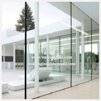 Buy cheap China clear/Frosted/frameless/fixed/movable/room/office Glass Dividers from wholesalers