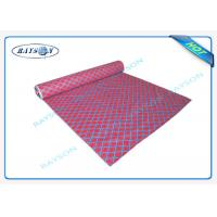 Wholesale Hard Soft  Black White Blue Polypropylene Non - woven Fabric / Spunbond Fabric from china suppliers