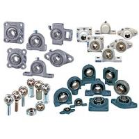 Wholesale Sheet Steel Housing of Pillow Block Bearings UCFCS211 With Adapter Sleeve from china suppliers
