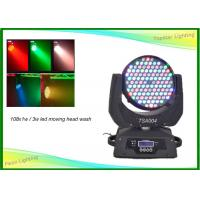 Wholesale Small House 108pcs 3w LED Moving Head Light Stage Lighting Moval Lights from china suppliers