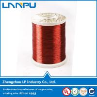 Buy cheap Reasonable Price Special 180 thermal Class CCA Wire for Transformer from wholesalers