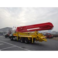 Wholesale 6x4 Mobile 37m Concrete Pump Truck with Germany Rexroth Hydraulic System from china suppliers