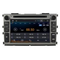 Wholesale KIA FORTE CERATO KOUP Android Car Radio 2008 - 2011 KIA Car GPS Navigation System from china suppliers