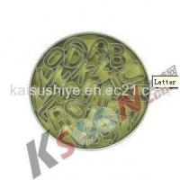 Buy cheap Letter Cookie Cutter from wholesalers