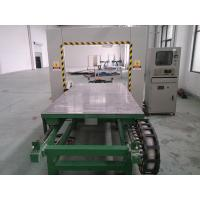 Wholesale Viscoelastic Polymer Foam Cut Machine Industrial Computer Control 6m / Min from china suppliers