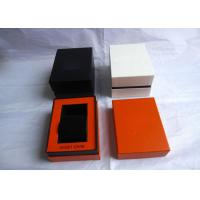 Quality Professional Packing Gift Boxes Free Standing With EVA Velvet Material for sale