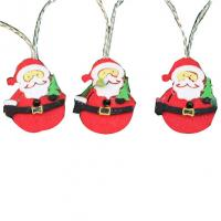 Wholesale Santa claus led christmas string from china suppliers