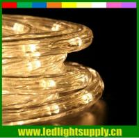 Wholesale led strip light 13mm round christmas led rope light for decoration from china suppliers
