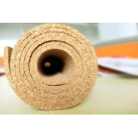 Wholesale Top Rated cork roll  for floor/message board, customized size from china suppliers