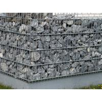Quality Welded mesh gabion baskets/rock filled gabion/gabion box wire mesh for sale