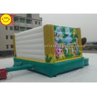 Wholesale Safari Adventure Inflatable Theme Bouncer Commercial Inflatable Bouncer Safari Bouncy Castle for Kids from china suppliers