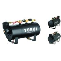 Wholesale 12 Volt Fancy 2 In 1 Small Air Compressor Tank , 1 Gallon Air Tank from china suppliers