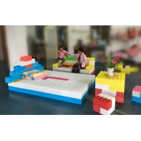 Buy cheap Plastic pp 100PCS Educatinal DIY Toys Large Building Block Toys from wholesalers