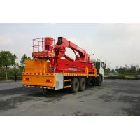 Buy cheap 8x4 Dongfeng18M  Bucket Bridge Inspection Equipment For Bridge Detection flexible from wholesalers