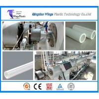 Wholesale CE&ISO PP-R Tube Manufacturing Machine / Making Machinery Supplier from china suppliers