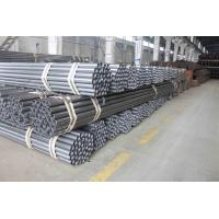 Wholesale Low Alloy Steel Pipe, ERW Welded Steel Pipes With MTC EN 10204 / 3.1, ASTM A53 For Piling, Carpentry, Structural Work from china suppliers