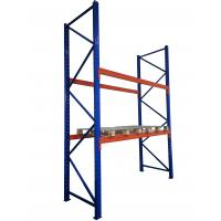 Quality Heavy Duty Cold Steel Warehouse Storage Beam Pallet Rack With Adjustable Beam for sale