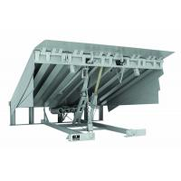 Wholesale 0.75 kw 7000KG 8000KG hydraulic dock leveler pit style , hydraulic loading ramps from china suppliers