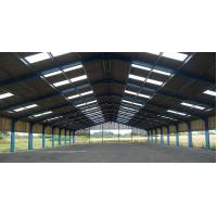 Wholesale Prefabricated Industrial Steel Building With H Type Columns And Beams from china suppliers