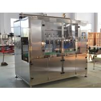 Wholesale Linear Oil Filling Machines , Pesticides Filling Machine Price from china suppliers
