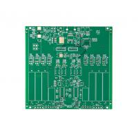 Wholesale 2 Layer Pcb Thickness 1.6 Mm FR-4 NANYA Telecommunications Display from china suppliers