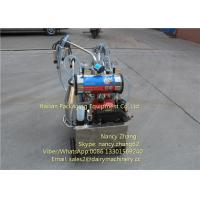 Wholesale 25 Liter High Speed Portable Milking Machine For Homehold Cow from china suppliers