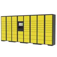 Wholesale 24 Hours Available Parcel Delivery Lockers with Advanced Network Intelligent Electronic Delivery from china suppliers