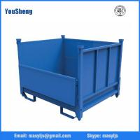 Wholesale Metal Stacking Storage Cage/Warehouse Storage Cage/Logistics Cage from china suppliers