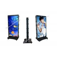 Wholesale P3.91 Outdoor P2.976 Indoor LED Advertising Player With Double Sides , Floor Standing from china suppliers