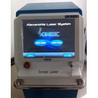 Wholesale 14inch 755 nm Alexandrite Laser / 1064m YAG Laser Hair Removal Machine from china suppliers