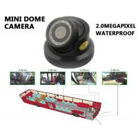 Wholesale Metal Case Anti Varibrition Waterproof IR Vehicle 720P 1080P AHD Dome Camera from china suppliers