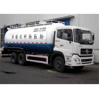 Wholesale Dongfeng 6x4 Bulk Cement Trailer , 20 Tons - 40 Tons Cement Powder Truck from china suppliers