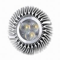 Wholesale High-power MR16 LED Bulb with 12V AC Input Voltage and 250 to 360lm Luminous Flux from china suppliers