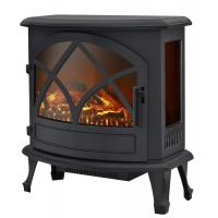 Wholesale 3 sided Big Freestanding Electric Fireplace  SF-28A real log LED flame Indoor heater from china suppliers