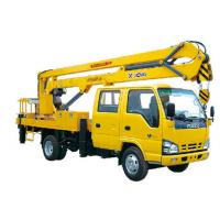 Wholesale 2T Lifting Capacity XCMG Bucket articulating boom truck 360 Slewing Angles from china suppliers