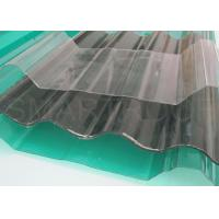 Wholesale Daylight Collecting FRP Translucent Roofing Sheets 2MM Thickness from china suppliers