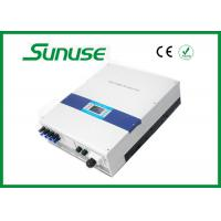 Wholesale 3 Phase 32000W On Grid Solar Inverter Transformerless With 2 Mppt Channels Lcd Display from china suppliers