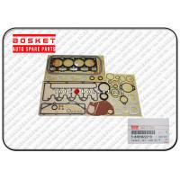 Wholesale Engine Overhaul Gasket Set , Isuzu Cylinder Gasket Set 5-87818222-0 5878182220 from china suppliers