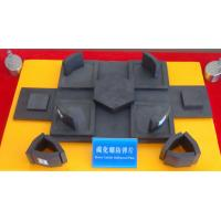 Wholesale Bulletproof Boron Carbide B4C Ballistic Armour Plates With Hardness of 9.3 from china suppliers