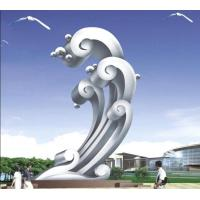 Wholesale outdoor abstract stainless steel sculpture from china suppliers