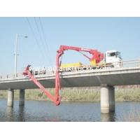 Wholesale Dongfeng 6x4 6m 270HP Bucket Type Bridge Access Equipment DFL1250A9 from china suppliers