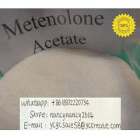 Wholesale Bodybuilder Muscle Gain Nandrolone Steroid Methenolone Acetate / Primobolan 434-05-9 from china suppliers