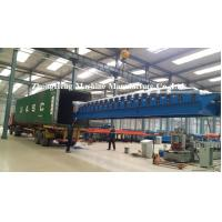 Quality 101 R Model Roofing Sheet Roll Forming Machine With 15 Stations Forming Rollers for sale
