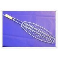 Buy cheap Meat Basket BBQ Mesh And Barbecue Meat Basket from wholesalers