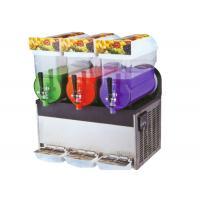 Wholesale Double Flavour And Three Flavour Margarita Slush Machine 15 liters With CE from china suppliers