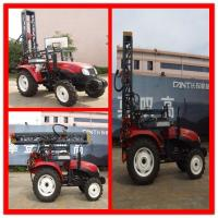 Wholesale Geophysical  Tractor Mounted Drilling Rig / Diamond Drilling Machine from china suppliers