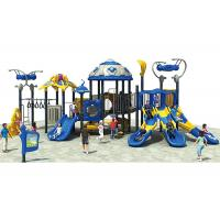 Wholesale TUV Certified Outdoor Playground Equipment , KAI QI Kids Safety Playground Customized from china suppliers