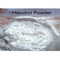 Wholesale Muscle Building Prohormones Halodrol Powder For Muscle Mass , CAS 2446-23-3 from china suppliers