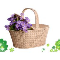 Wholesale Plastic Rattan Picnic Basket from china suppliers